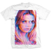 Studio Canal The Wickerman Britt Ekland Mens White T-Shirt (Small)
