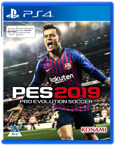 de504cb6b949 Pro Evolution Soccer 2019 (PS4) - Video Games Online
