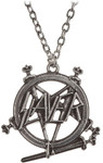 Slayer - Pentagram Logo Pendant (Necklace)