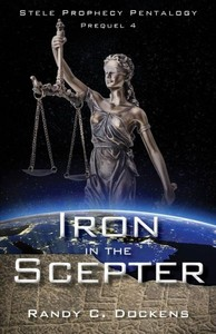 Iron in the Scepter - Randy Dokens (Paperback) - Cover