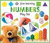 First Learning Numbers Play Set - Roger Priddy (Hardcover)