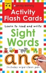 Activity Flash Cards Sight Words - Roger Priddy (Paperback)