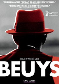 Beuys (Region 1 DVD) - Cover