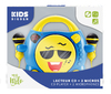 """Bigben Interactive - CD player with 2 microphones """"My Milo"""" CD59BL"""
