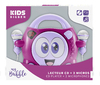 """Bigben Interactive - CD player with 2 microphones """"My Bubble"""""""