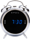 Bigben Interactive - Retro alarm clock with two alarms - Black