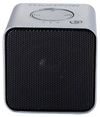Bigben Interactive - Thomson Wireless Portable Speaker - Metallic Grey