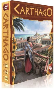 Carthago (Board Game) - Cover