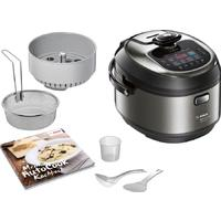 Bosch - AutoCook Multi-Cooker (Metallic Black)