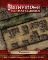 Pathfinder Flip-Mat Classics - Warehouse (Role Playing Game)