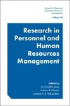 Research In Personnel and Human Resources Management (Hardcover)