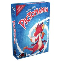 Pictomania: Second Edition (Board Game)
