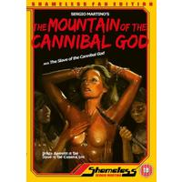 Mountain of the Cannibal God (DVD)