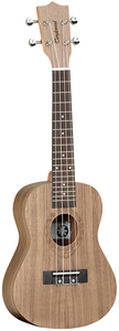 Tanglewood TWT 3 Tiare Series Concert Ukulele with Case (Natural) - Cover