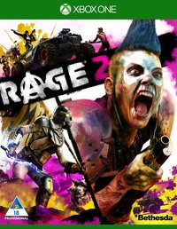 Rage 2 (Xbox One) - Cover