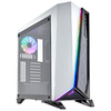 Corsiar Carbide Series Spec Omega ATX Gaming Chassis - Black/White (RGB Lighting)