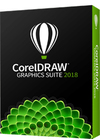 Coreldraw Graphics Suite 2018 Upgrade - Retail Box