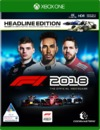 F1 2018 - The Official Videogame - Headline Edition (Xbox One)