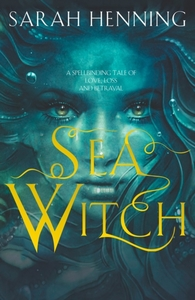 Sea Witch - Sarah Henning (Paperback) - Cover