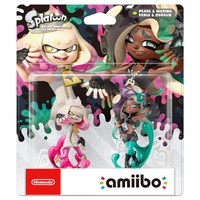 Nintendo amiibo - Splatoon 2 - Off The Hook - Pearl & Marina - Double-Pack - Cover