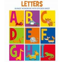 Edu Workbook - Letters (32 Pages)