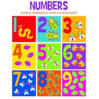 Edu Workbook - Numbers (32 Pages)