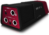 Line 6 Sonic Port VX USB Audio Interface with Built In Microphone (Red and Black)