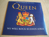 Queen - We Will Rock Buenos Aires (Purple Vinyl) (Vinyl)