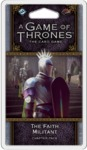 A Game of Thrones: The Card Game (Second Edition) - The Faith Militant Chapter Pack (Card Game)