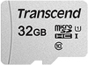 Transcend - 300S 32GB MicroSDHC UHS-I Class10 without Adapter