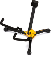 Hercules GS401BB Mini Acoustic Guitar Stand with Bag (Black) - Cover