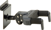 Hercules GSP39SB Slat Wall Mount Guitar Hanger with Auto Grip System and Short Arm