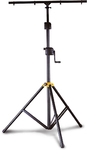 Hercules LS700B Gear Up Lighting Stand with Quick-N-EZ Gear Up System (Black)