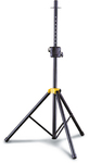 Hercules SS400B Speaker Stand with Quick-N-EZ Auto Lock System (Black)