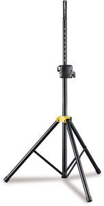 Hercules SS410B Speaker Stand with Quick-N-EZ Auto Lock System (Black) - Cover