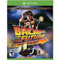 Back to the Future - 30th Anniversary Edition (US Import Xbox One)