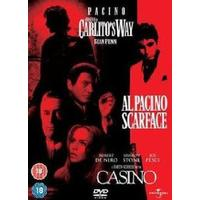 Scarface / Casino / Carlito's Way - Boxset (DVD)