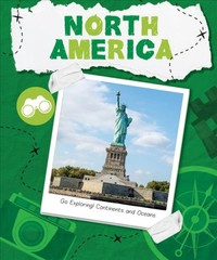 North America - Steffi Cavell-Clarke (Hardcover) - Cover