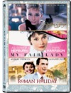 My Fair Lady / Roman Hoiday/ Breakfast At Tiffany (DVD)