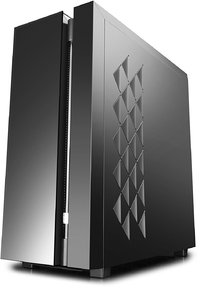 DeepCool Game Storm New Ark 90 E-ATX Gaming Chassis with CAPTAIN Series Liquid Cooling (Black)
