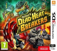 Dillon's Dead-Heat Breakers (3DS) - Cover