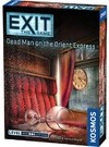 EXIT: The Game - Dead Man on the Orient Express (Board Game)