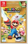 Mario + Rabbids: Kingdom Battle - Gold Edition (Nintendo Switch)
