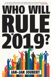 Who Will Rule In 2019 - Jan-Jan Joubert (Paperback) - Cover