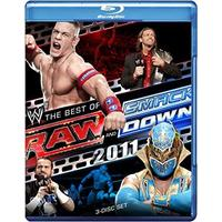 WWE: The Best of Raw and SmackDown 2011 (Blu-ray)