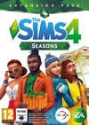 The Sims 4: Seasons (PC) Cover