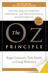 The Oz Principle - Next Generation - Tom Smith (Hardcover) - Cover