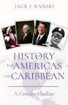 History of the Americas and Caribbean - Jack J. Kanski (Paperback)