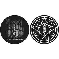 Slipknot - The Gray Chapter (Slipmat Set)