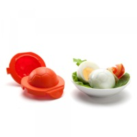 Monkey Business - Football Egg Mould - Orange - Cover